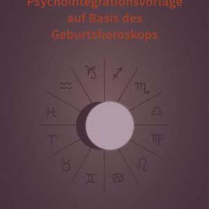 Astrologische Psychointegrationsvorlage